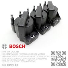GENUINE BOSCH IGNITION COILS V6 ECOTEC 3.8L [HOLDEN VS-VT-VX-VY COMMODORE]