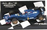 MINICHAMPS various F1 LIGIER model cars Suzuki / Panis / Brundle 1995/6 1:43rd