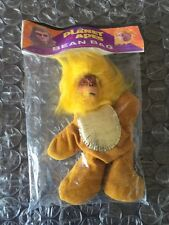 "1967 PLANET OF THE APES SEALED DR. ZAIUS BEAN BAG TOY 12"" Reproduction Packaging"