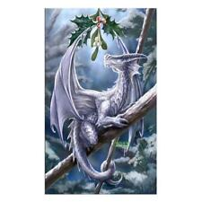 Dragon Cat 5D DIY Diamond Painting Embroidery Cross Stitch Home Art Hot 20x30cm