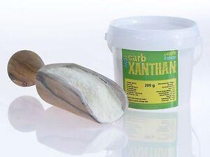-Carb Xanthan (200g) für die Low Carb Küche