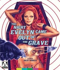 The Night Evelyn Came Out of the Grave [New Blu-ray]