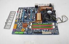 Combo GIGABYTE GA-X48T-DQ6 motherboard LGA 775 w/Intel Core 2 Quad 9650