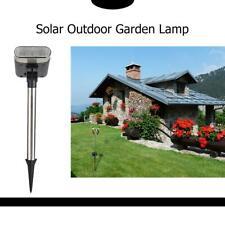 2pcs Adjustable Solar Spot light Landscape Security  Outdoor Garden Yard Lamp