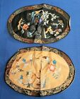 Vintage Piano Dresser Scarf Table Runners Set of 2 Made In China