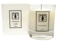 TCC Lime Blossom Scented Candle 30 hour