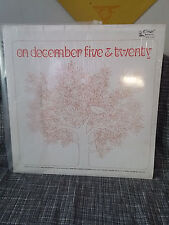 Margaret Eberle Sather Allan Singer Cuca Private Sealed Mint Xmas Folk Wisconsin