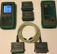 Fluke Networks OMNIScanner 2 SM MM Cat6 Certifier Tester OMNIFiber W/Warranty