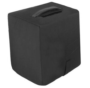 NUX AC50 Stageman Acoustic Amplifier - Black, Heavy Duty Padded Cover (nux001p)