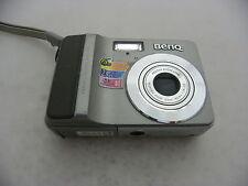 Beneq DC C640 6 MEGA PIXELS GRAY DIGITAL CAMERA