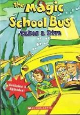 The Magic School Bus Takes a Dive NEW factory sealed Scholastic DVD