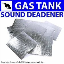 Heat & Sound Deadener Ford Truck 1997 - 2003 F150 Gas tank Kit 7482Cm2 zirgo
