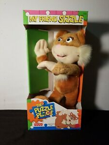 Fisher Price 1995 THE PUZZLE PLACE My Friend Sizzle