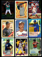 46 Baseball Card Lot- 2000 Topps Chrome Miguel Cabrera Nolan Ryan Aaron Judge