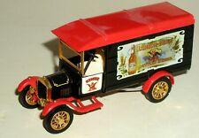 MATCHBOX 1926 FORD TT VAN with BUDWEISER LIVERY MINT 1/43