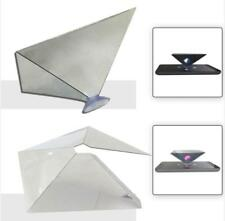3dD Holographic Hologram Display Pyramid Stand Projector Creative Gifts