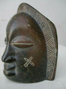 Antique or Vintage Handmade  Museum Statue in Stone Original Old Sculpture