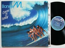 BONEY M. OCEANS OF FANTASY HANSA 4 X FOLDOUT-COVER POSTER DISCO LP
