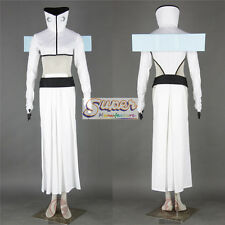 Bleach Tear Halibel White Clothing Cos Cloth Uniform Cosplay Costume