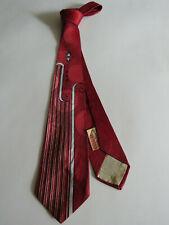 1950's vintage rayon brocade necktie, by Esquire Cravat