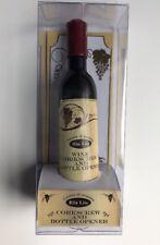Wine Bottle Opener Corkscrew Bottle Shaped Cork Screw Bar Present Novelty Gift