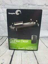 Seagate FreeAgent GoFlex Desk Desktop Adapter - USB Firewire