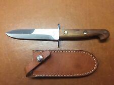RARE Vintage EK WD-10 Australian Commando Fighting Knife & Sheath