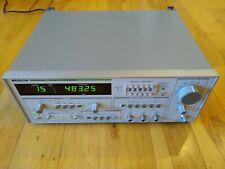Leader LSG-221B Signal Generator Scan AM
