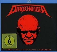 DIRKSCHNEIDER - Live - Back To The Roots - Accepted! (NEW 2CD+BLU-RAY)