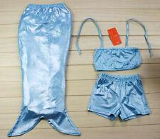 Vêtements bleus en polyamide pour fille de 8 à 9 ans