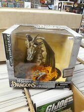 McFarlane's Dragons fall of the dragon kingdom fossil dragon deluxe box set
