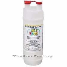 POOL FROG BAC PAC Model 5051 Chlorine Replacement Cartridges - CHOOSE QUANTITY