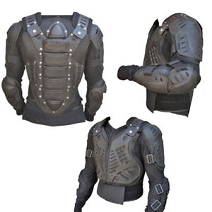 Motorbike Adult Motocross Motorcycle Enduro Body Armour Protection Spine CE Cub