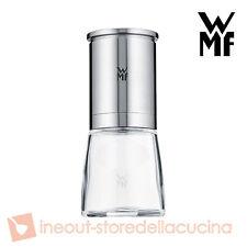WMF Macinatore spezie vuoto acciaio vetro DeLuxe Ceramill 0667716040