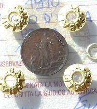 REGNO D' ITALIA PRORA 1 CENT 1910  sigillato SPL+ NUMISMATICA SUBALPINA
