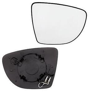 Rétroviseur extérieur miroir de verre Ersatzglas renault captur à partir de 2013 uc ASPH Complet Chauffé