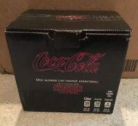 Coca Cola Stranger Things 1985 Pack 2 New Coke Cans 2 Bottles Classic Zero