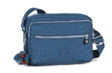 Kipling Deena Cross Over Handbag In Jazzy Blue BNWT