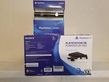 Sony PlayStation VR Headset plus camera