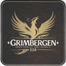 beer coaster GRIMBERGEN from Latvia #7