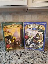All roads lead to rome power glory 2 EXPANSION THURN & TAXIS set PRISTINE