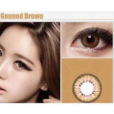 KOREA  Lentilles De Couleur Contact Lenses 4color in stock (1 pair) Gunond eye