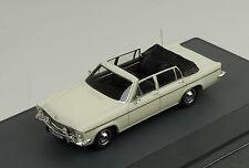 1971 Opel Diplomat 5.4 Fissore Cabriolet Cabriolet White White 1:43 Matrix