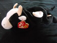 DAISEY THE COW BEANIE BABY - MWMT - 1994 - RETIRED - TAG PROTECTED - LOOK!!