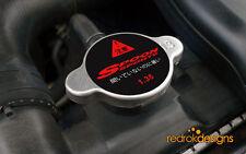 Spoon Sports Radiator cap STICKER - Honda, Civic, Type D, JDM, Integra