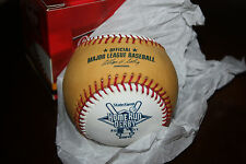 RAWLINGS OFFICIAL 2011 MLB Gold / White Home Run Derby Baseball  NEW in BOX