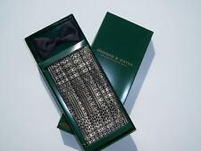 Black Bow Tie Cummerbund Set for DJ Dinner Suit Tux Ideal Christmas Present