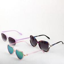 Cute Womens Fun Luxurious Affordable Sunglasses 3 Pack Bulk Discount -Save 80%