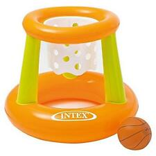 Intex Floating Children Family Water Fun Basketball Hoop Play Game 3+ Ages NEW