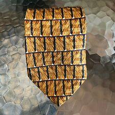 Oscar de la Renta Neckwear Silk Necktie Men's Tie
